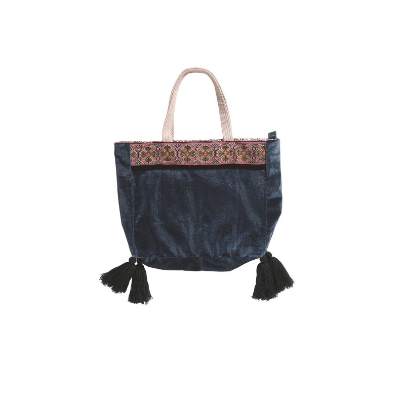 Sac Dolly Canard Velvet