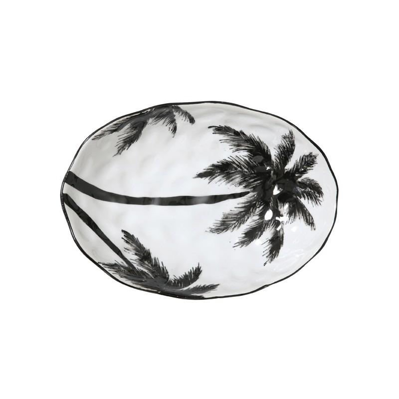 Plat Jungle -  Palmiers