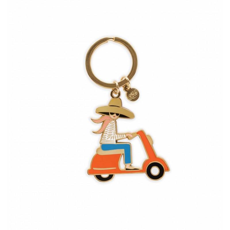 Porte-clé - Scooter