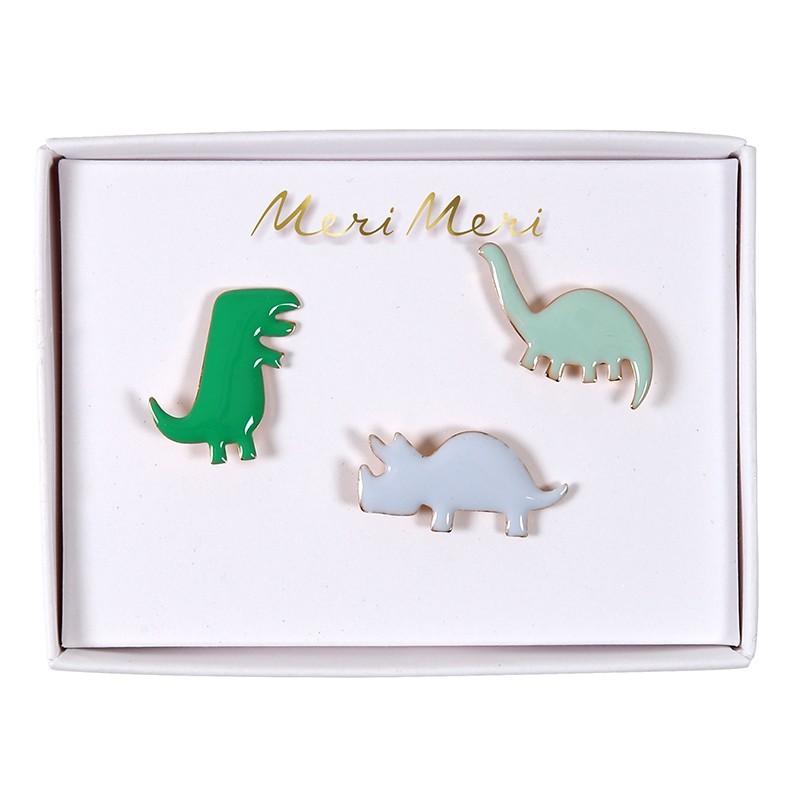 Pins Dinosaures