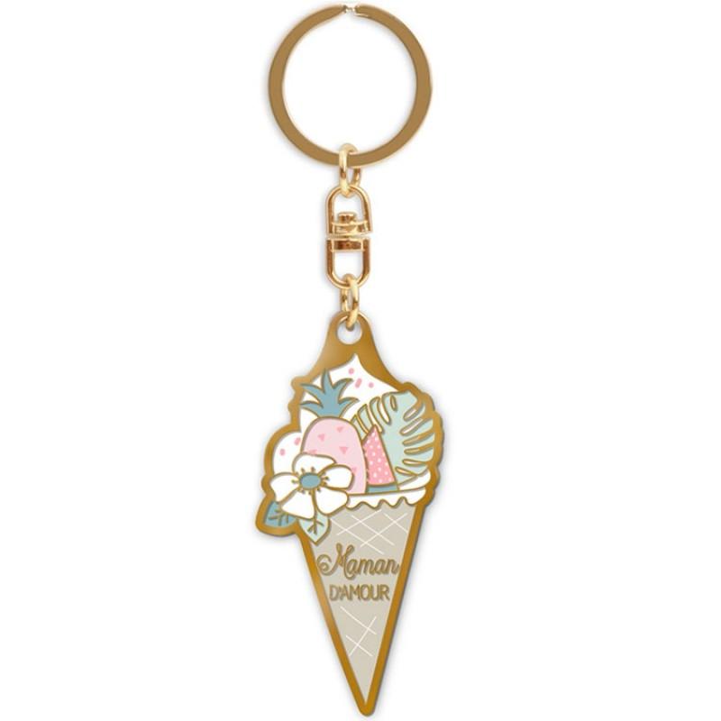 Porte-clés - Maman d'amour