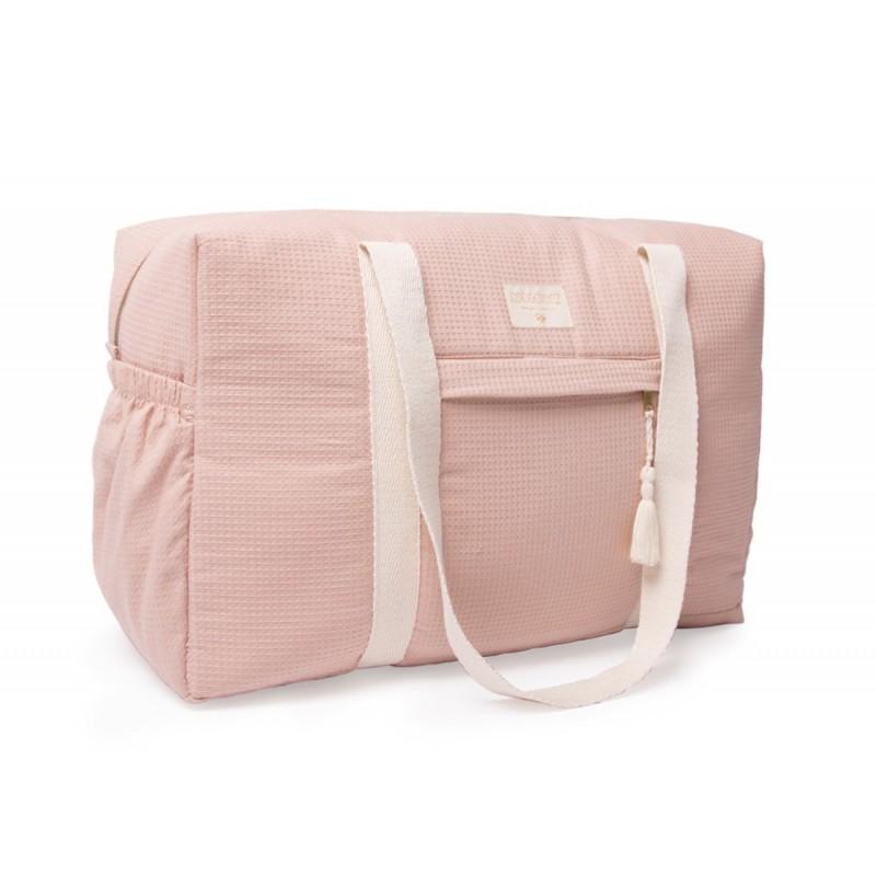 Sac de maternité Opéra - Misty pink