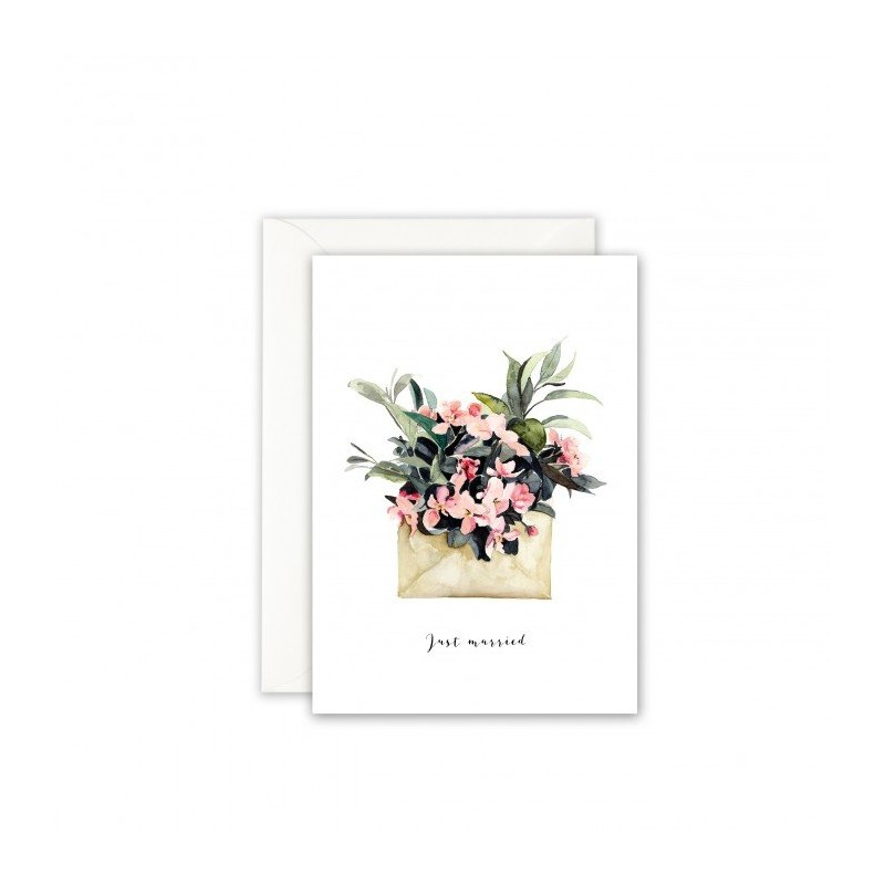 Carte - Just married