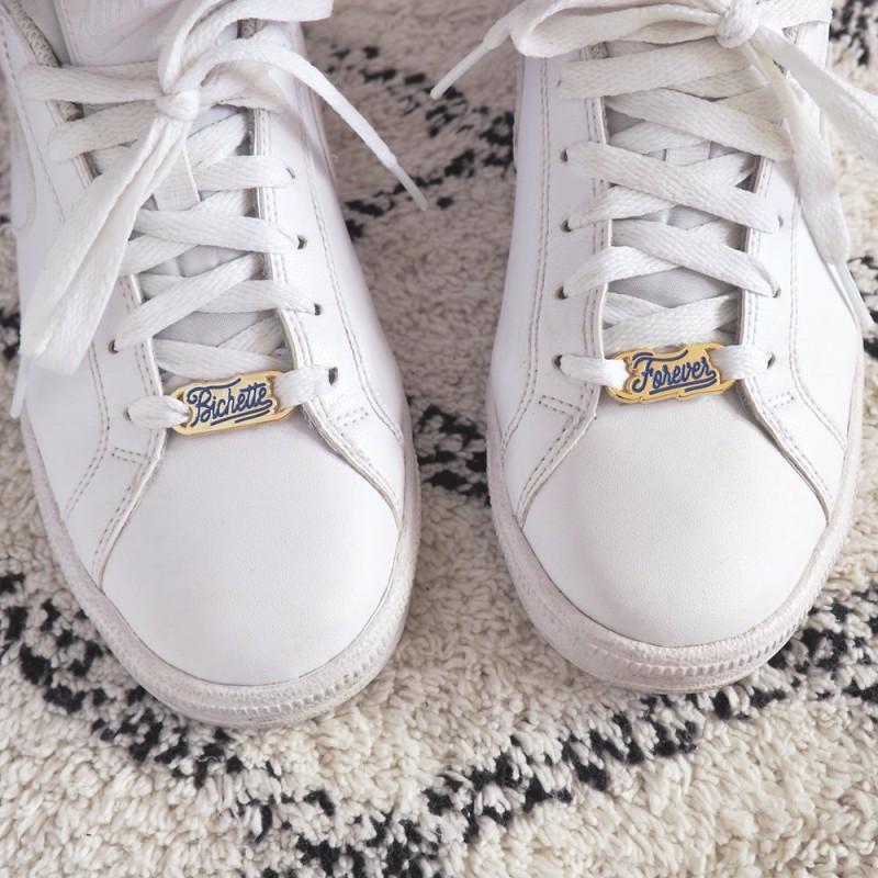 Lace locks - Bichette forever