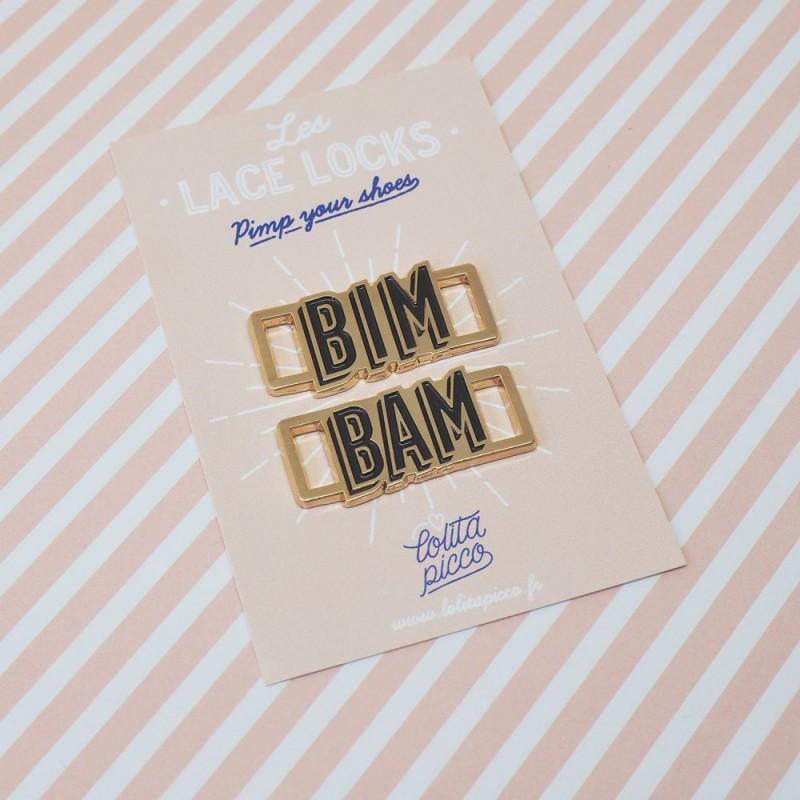 Lace locks - Bim Bam