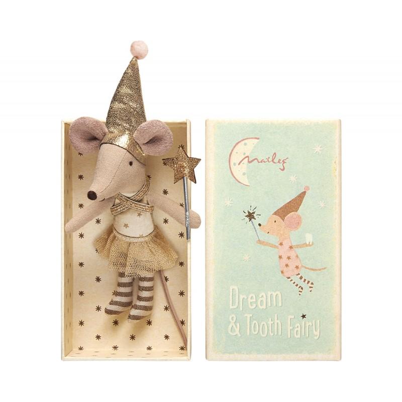 Petite souris fée des dents - Fille