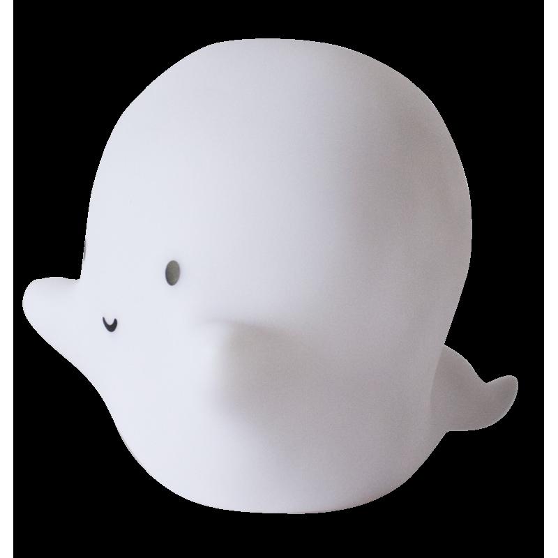 Mini Veilleuse dinosaure - Fantôme