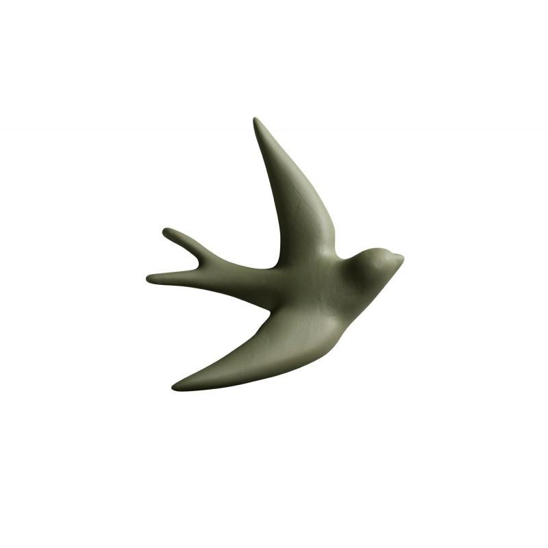 Hirondelle volage - Vert olive