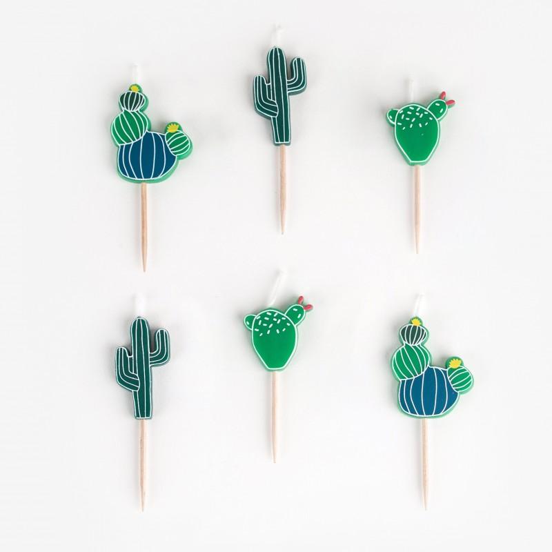 Bougies - Cactus