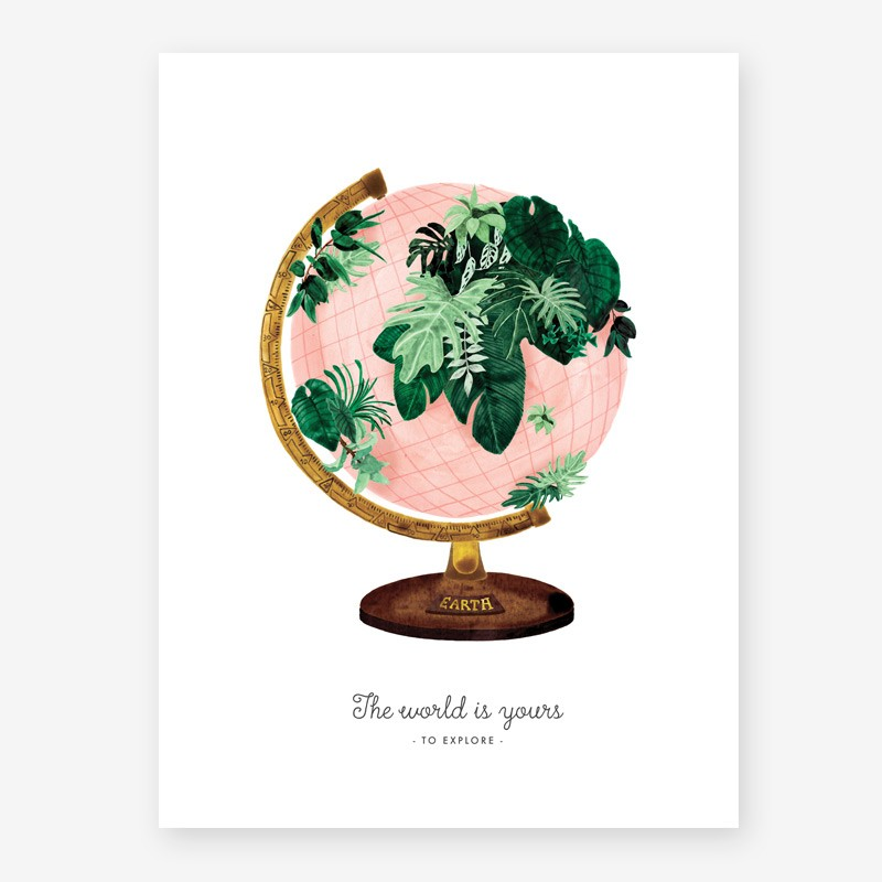 Affiche World - PM