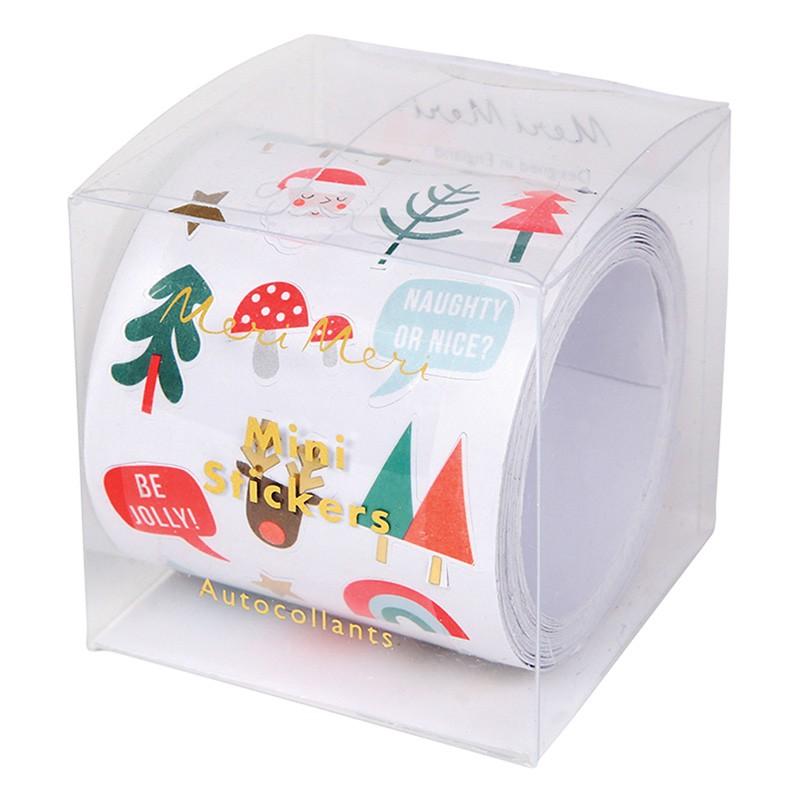 50 stickers de Noël